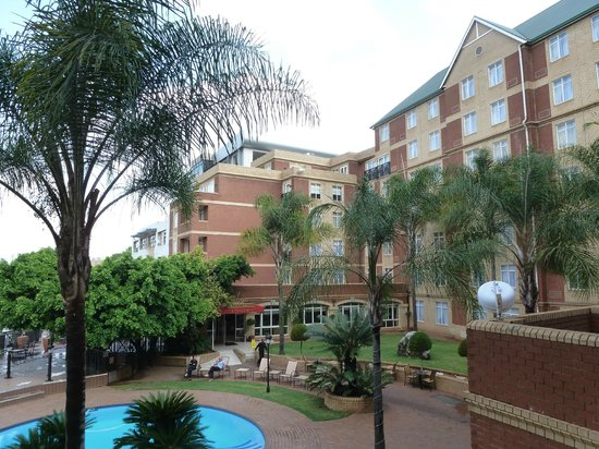 Protea Hotels Pretoria Centurion : hotel