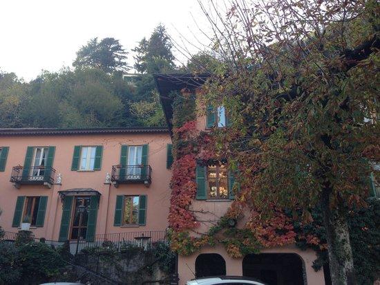 Terzo Crotto: Вид снаружи