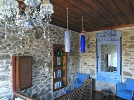 Terras Evler - Terrace Houses Sirince: The Blue Room in the Fig House.