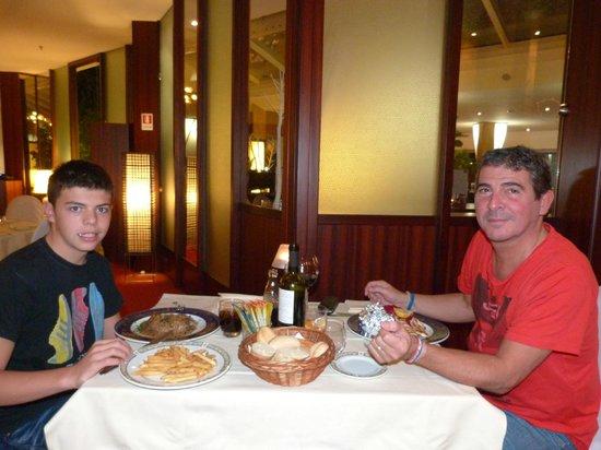 Mercure Roma West: salle à manger