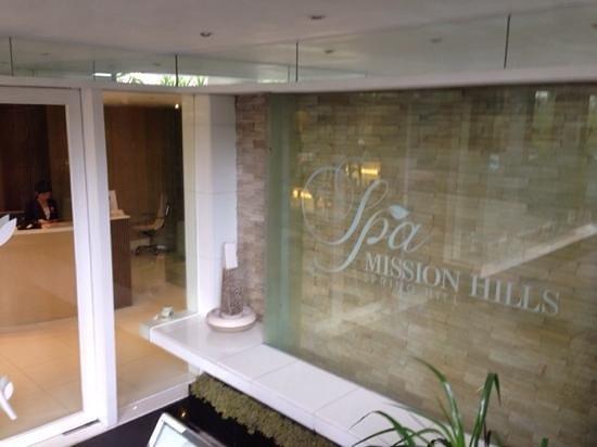 Mission Hills Resort Shenzhen: spa