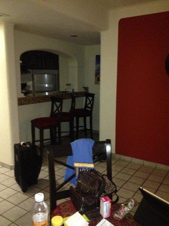 Marina Fiesta Resort & Spa: kitchen