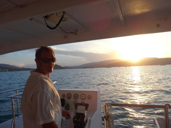 Sundowner Sunset Cruises: Sunset Cruise September 2013