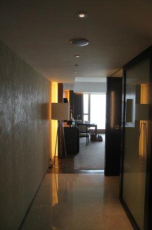 Altira Hotel: 출입구 부분