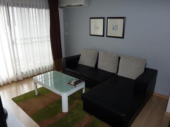 Baan K Residence by Bliston: Sitting area