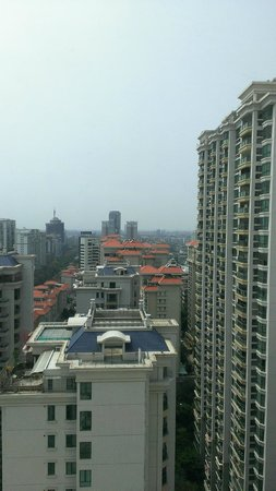Junhua Haiyi Hotel : view