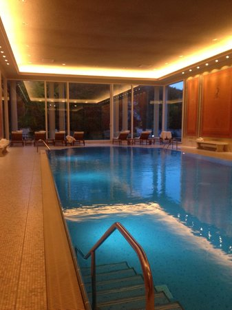 Brenners Park-Hotel & Spa: Pool