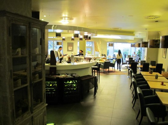 Brabander Restaurant: veduta della sala