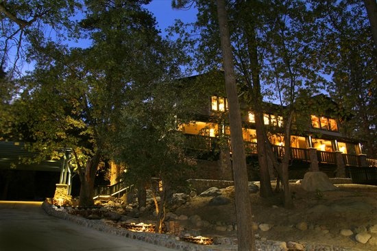 The Grand Idyllwild Lodge
