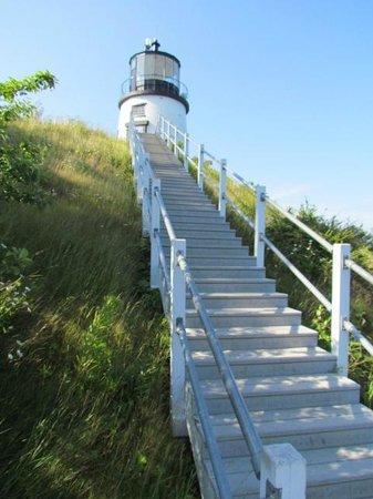 Owls Head Lighthouse: Owls Head