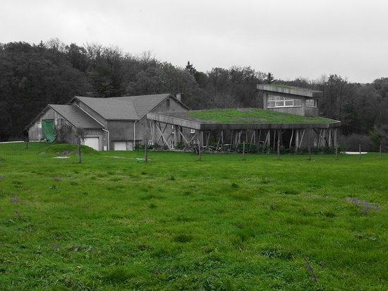 petite vue sur le camp de tipis Picture of La Ferme Aventure, La Chapelle aux Bois TripAdvisor # Ferme Aventure Chapelle Aux Bois
