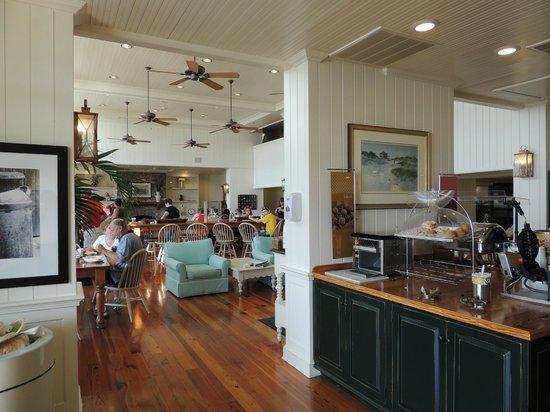 Hampton Inn & Suites Myrtle Beach/Oceanfront: Speisesaal