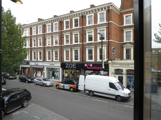 Finsbury Serviced Apartments: View From Living Room