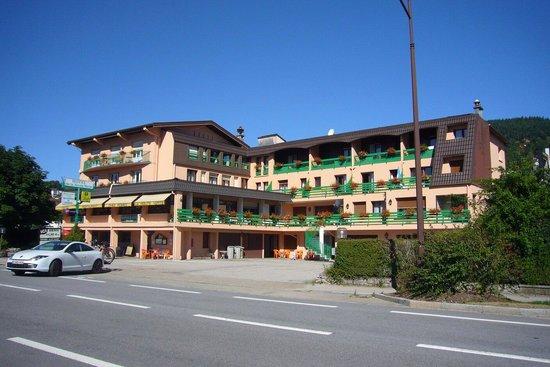 Hotel Restaurant la Route Verte : L'hôtel