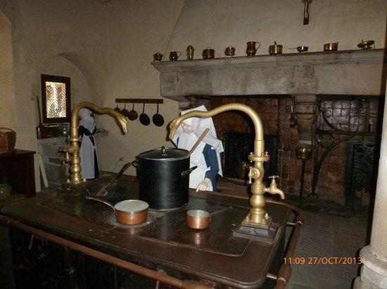 La Cuisine De L Epoque Picture Of Musee De L Hotel Dieu Beaune