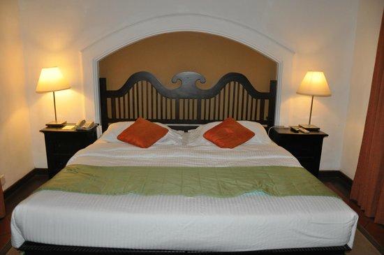 Cinnamon Lodge Habarana: chambre à l'étage