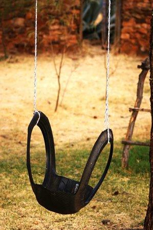 Malealea Lodge: a swing concept I liked!