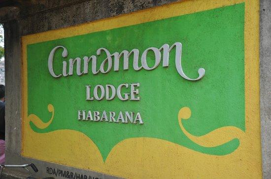 Cinnamon Lodge Habarana: Entrée de l'hotel