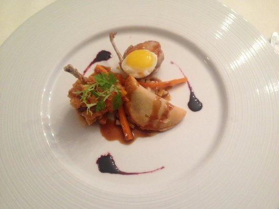 Rottele's Restaurant & Residenz: Delicious