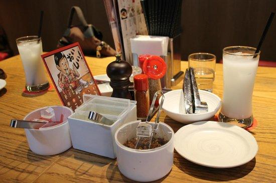 Hakata ippudo : Ippudo restaurant