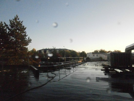Hotel ibis Styles Paris Roissy Cdg: my view