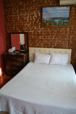 New Backpackers: Private room
