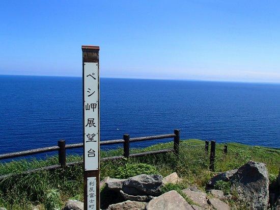 Peshi Misaki Observatory: ペシ岬展望台