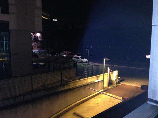 Mercure Massy Gare TGV : Vistas desde la habitacion