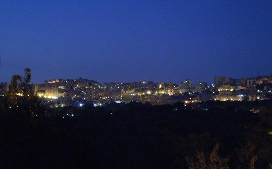 Hotel Costazzurra: Agrigento by night