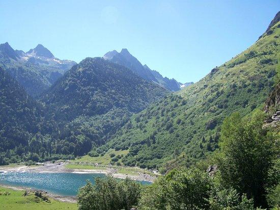 Camping Azun Nature : barrage du Tech