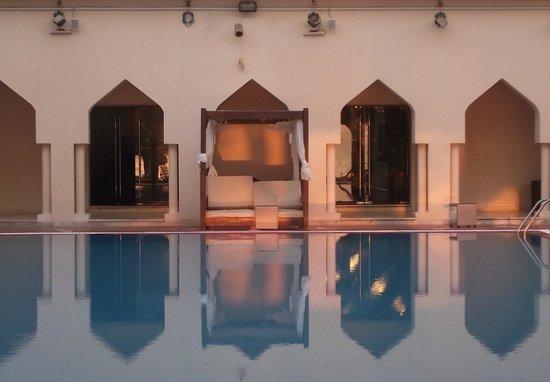Scheherazade Hotel Sousse: Courtyard pool