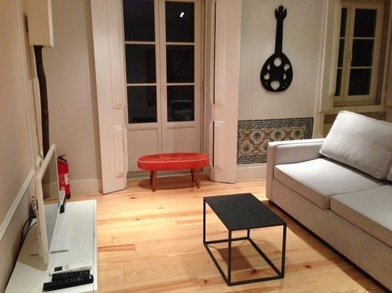 Casas da Baixa - Jules & Madeleine: 4A salon