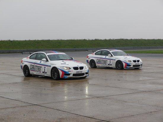 PalmerSport: BMW M3 - definitely as wet as it looks!