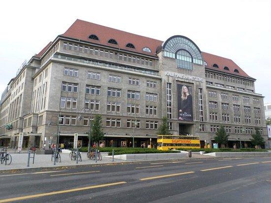 Ibis Budget Berlin Kurfurstendamm: KDW