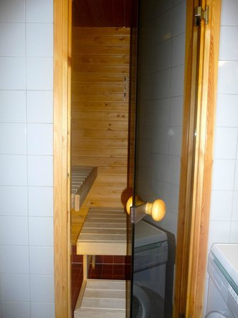 City Apartments - Helsinki: Sauna