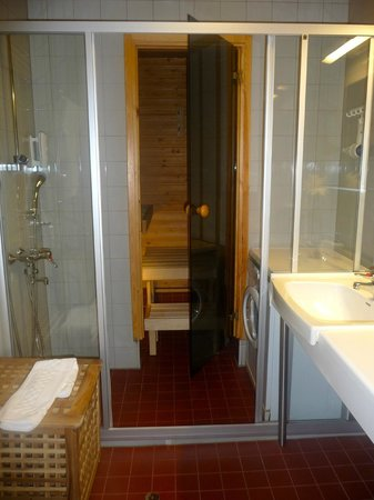 City Apartments - Helsinki: Salle de bain