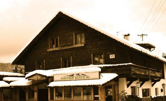 Gasthof Rustical Restaurant