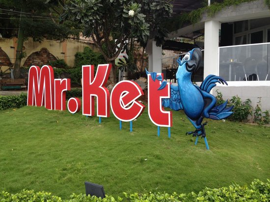 Mr.Ket: Good place for relax)