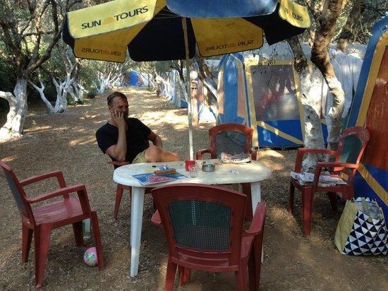 Camping Chania: canping