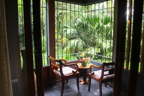 Monteverde Lodge & Gardens: Room Balcony