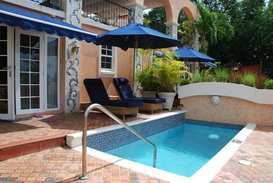 Little Arches Boutique Hotel : Plunge Pool
