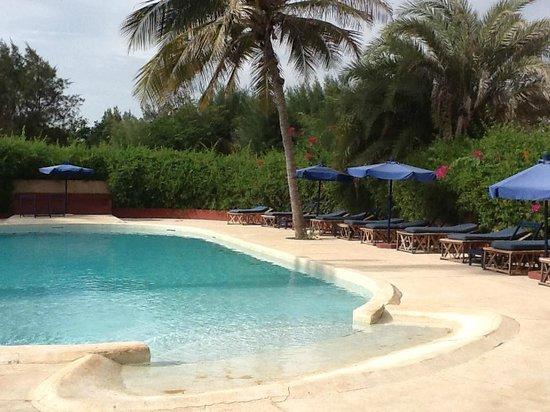 Hotel Mermoz on the beach: piscine