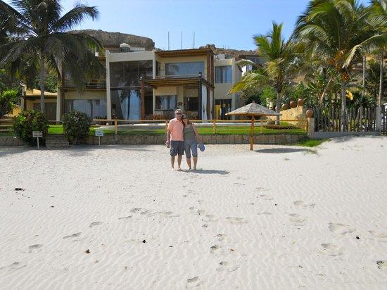 Las Pocitas Beach: Smooth sand, no rocks and a beautiful beach!