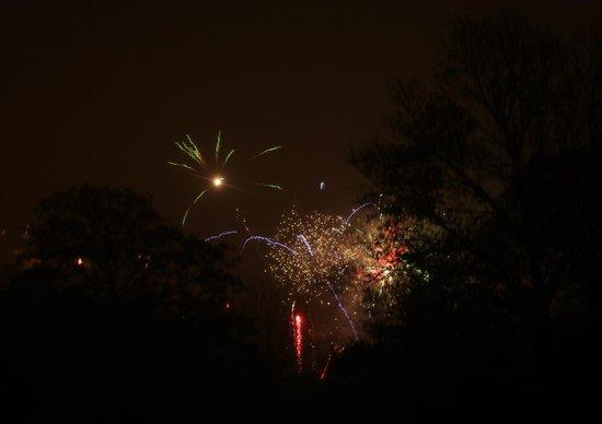 Alexandra Palace : Guy Fawkes Night