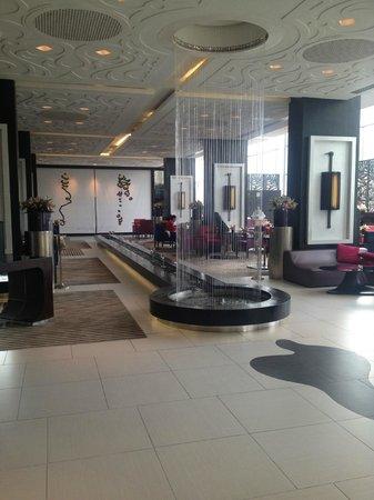 Sofitel Casablanca Tour Blanche : Le hall