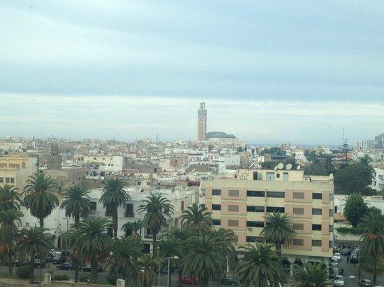 Sofitel Casablanca Tour Blanche : Vue de la chambre