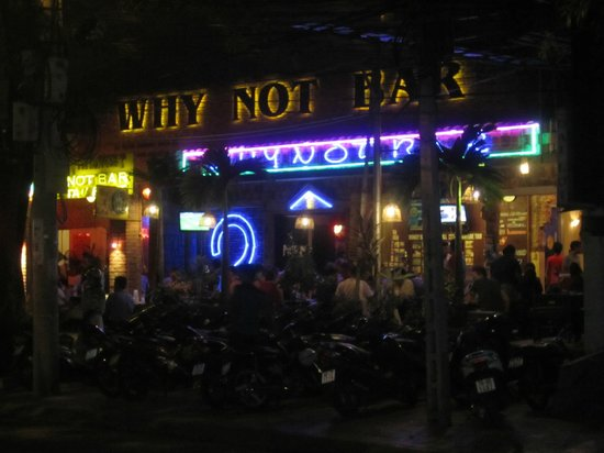 Why Not Bar - Restaurant : why not bar2