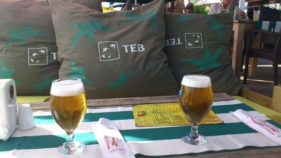 The Lemon Tree Restaurant: Mmmm beer