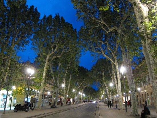 Cours Mirabeau : newcat68