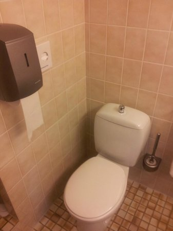 Best Western City Hotel Goderie: WC